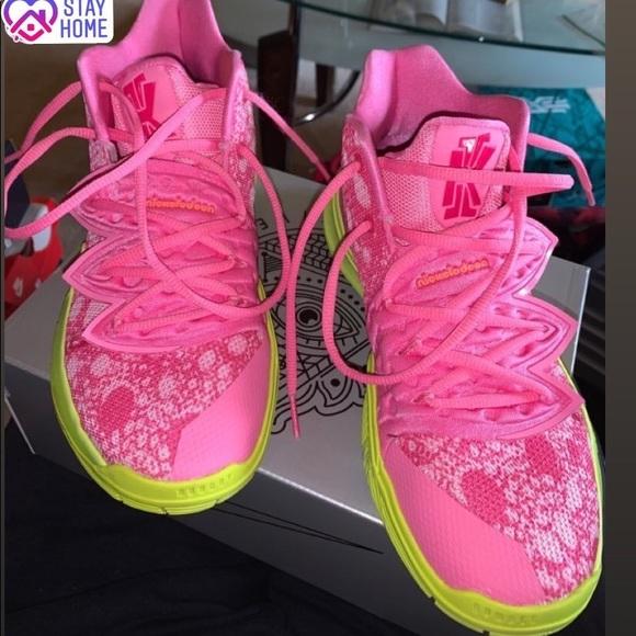 Nike Kyrie 5 Patrick Basketball Shoes